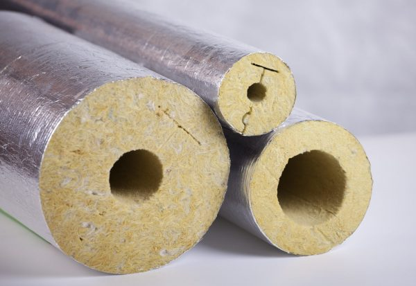 Caurules izolacijas materiali
